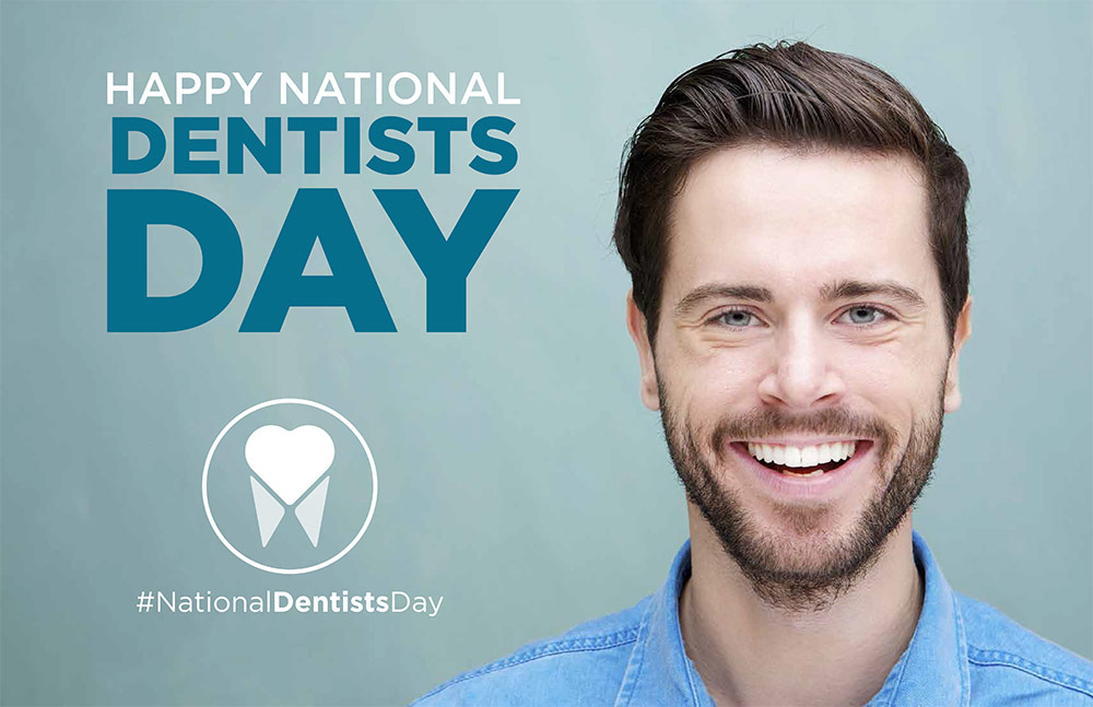 National Dentist Day March 6th! - Cook Family Dentistry